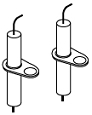 Great Outdoors Gas BBQ Grill Ignitor Electrode Replacement - 2 Pack