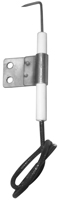 Charbroil Gas Grill 463411911, 464430111 Replacement Grill Ignitor Electrode Replaces SH302190030 at Sears.com