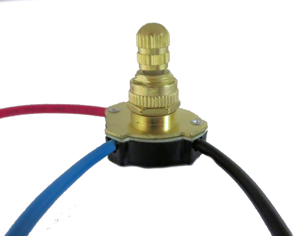 Replacement 3 Way Lamp Rotary Switch 22311