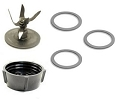Oster 4902 Osterizer Fusion Blender Cutter-Jar Ring-Gaskets Kit