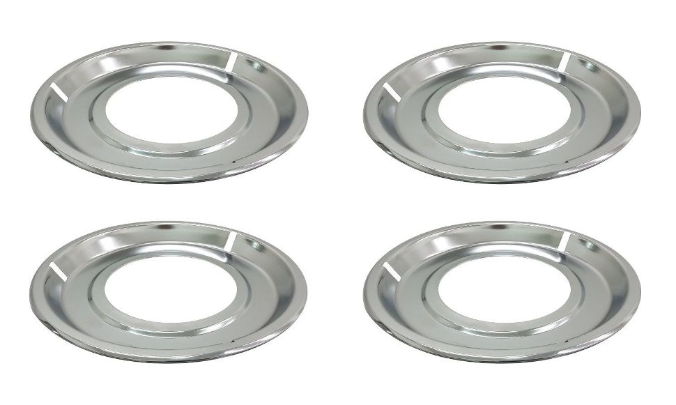 8 1 4 Quot Chrome Drip Pan Bowl For Whirlpool Gas Stove Range