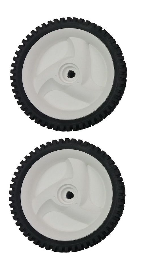 2 194231x427 Craftsman Sears Mower Wheels Front 8 Inches