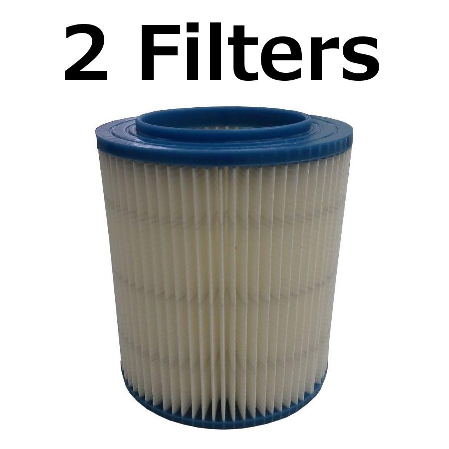 2 Filter For Craftsman 17816 Wet Dry Vac Red Stripe Fine