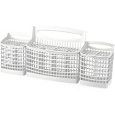 Dishwasher Replacement Silverware Basket for Frigidaire 154423901