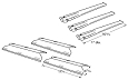 Sunbeam 23601 Stand Mixer Parts C 116440 116448 116552 also Kenmore Grill Parts furthermore 00001 additionally Lynx Grill Wiring Diagrams Wiring Diagrams together with Members Mark 720 0582 Gas Grill Parts Grill Burner Heat Plate 3 Pack p 13598. on kitchenaid replacement parts for gas grill
