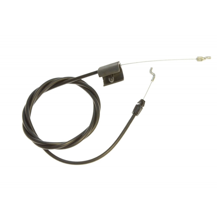 Control Cable Parts : Ayp lawn mower engine control cable clutch for