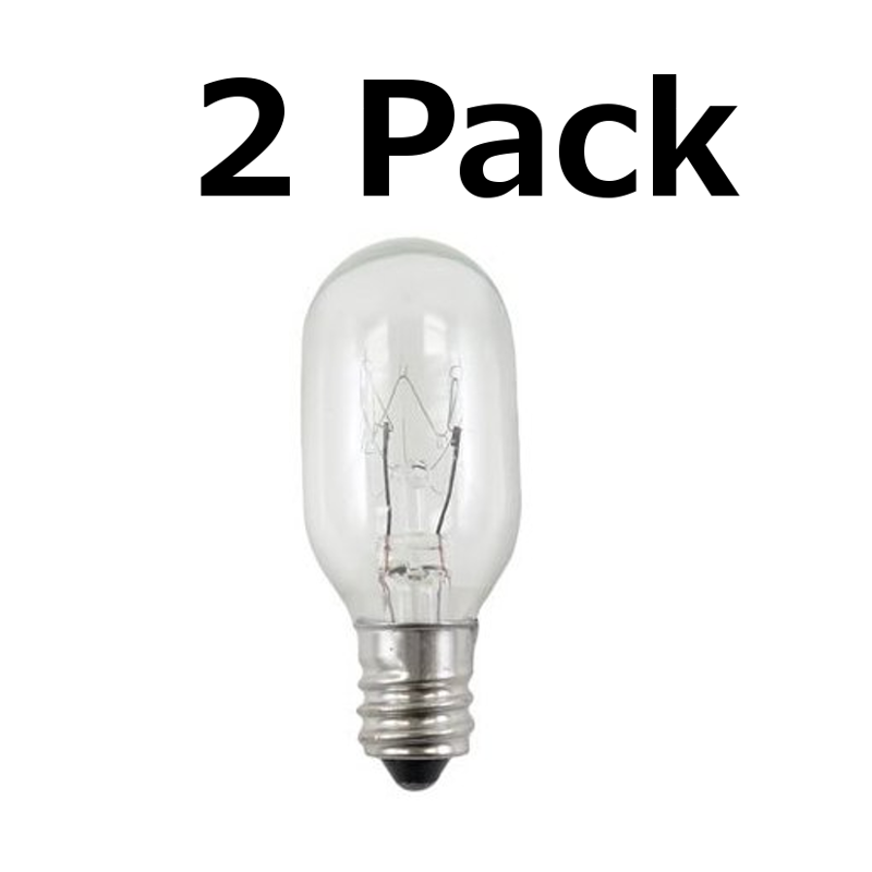 Replacement Bulb For Conair Lighted Incandescent Mirror 2 Pack