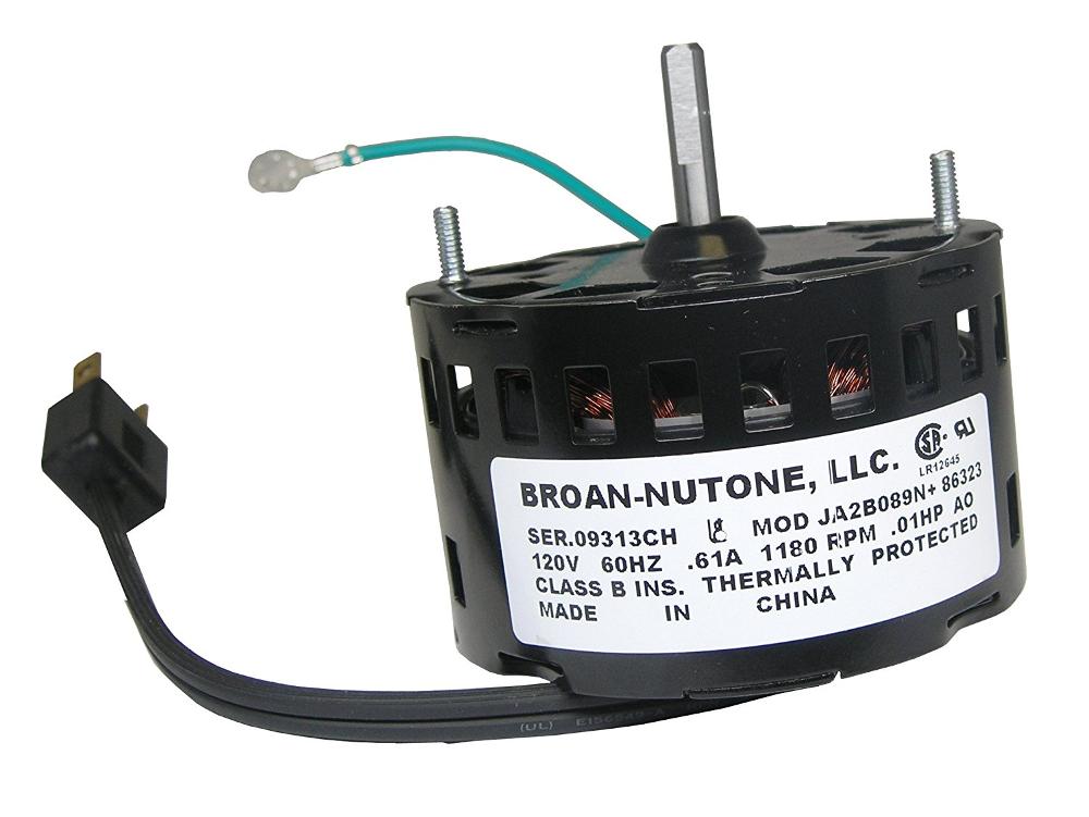 86323000 Broan Nutone Bathroom Exhaust Vent Fan Motor