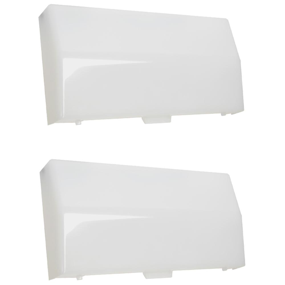 89108000 Genuine Broan Nutone Bathroom Vent Fan Light Lens ...
