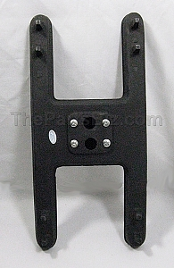 Great Outdoors Gas Grill Replacement Cast Iron H Burner 20502