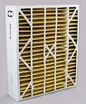 Lennox High Efficency 20x25x6 Merv 11 Furnace Filter Case of 2