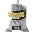 KitchenAid Mixer Worm Gear Assembly 240309-2