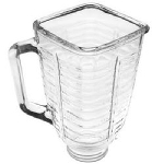 Oster 5-Cup Glass Blender Jar Osterizer Square Top Replacement
