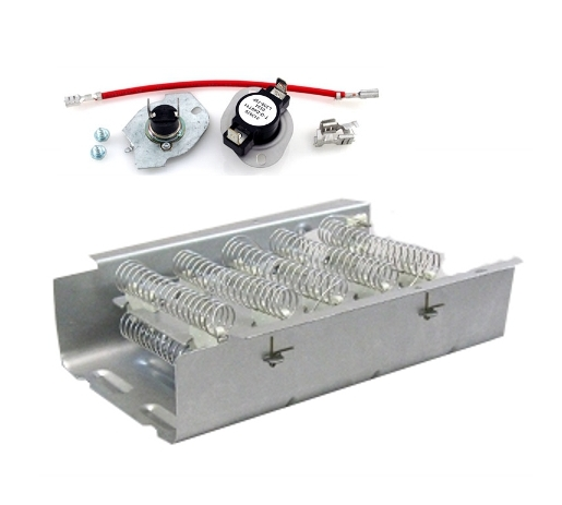 Maytag Clothes Dryer Replacement Dryer Heating Element & Thermostat 279838, 279816 at Sears.com