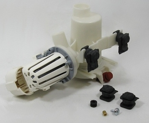 Universal Washing Machine Parts Universal Washing Machine Pump Replacement Washer Drain Assembly 280187 at Sears.com