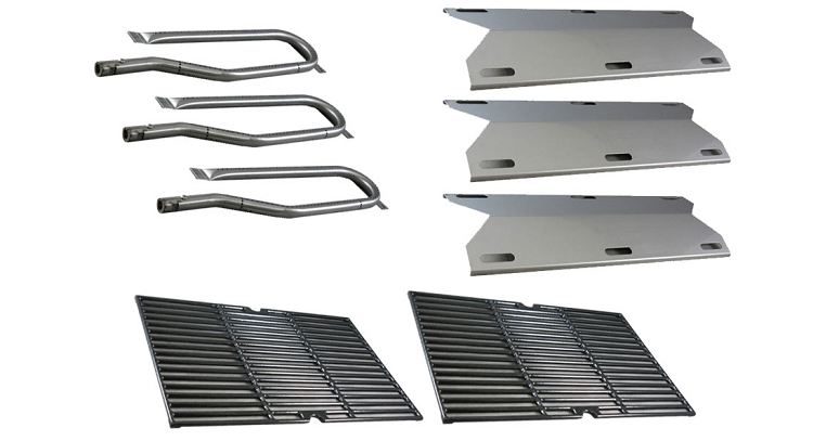 Jenn-Air For Jenn Air Gas Grill 720-0336 Repair Kit Replacement Grill Burners, Heat Plates, & Cooking Grid Grill Grates at Sears.com