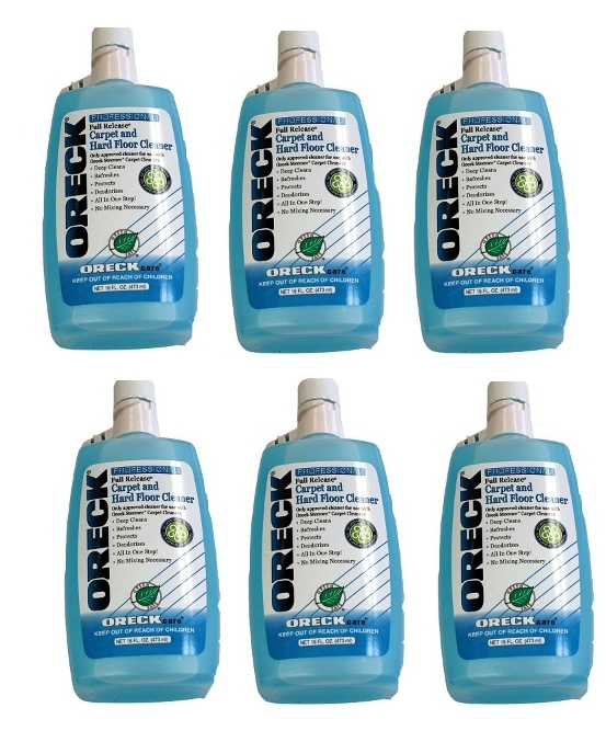 Regina Carpet and Hard Floor Cleaner Shampoo 40032-03, 4025701, 6 Pack at Sears.com