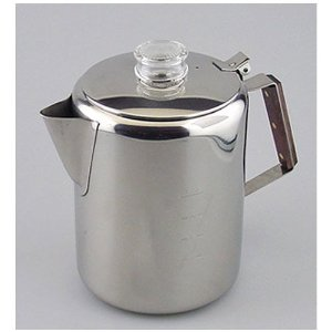 Tops Fitz-All Tops 2 to 12 Cup Stainless Steel Stove Top Coffee Percolator 412 at Sears.com