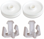General Electric Replacement GE Dishwasher Roller Wheel & Axle Kit at Sears.com
