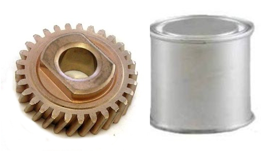Kitchen Aide Worm Gear Replacement