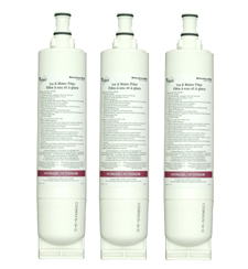KitchenAid Replacement Quarter Turn Refrigerator Water Filter LC400V, 3 Pack at Sears.com
