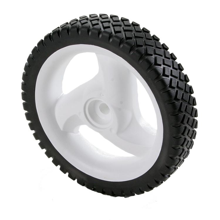 Craftsman Lawn Mower Wheels : Sears craftsman push mower wheel