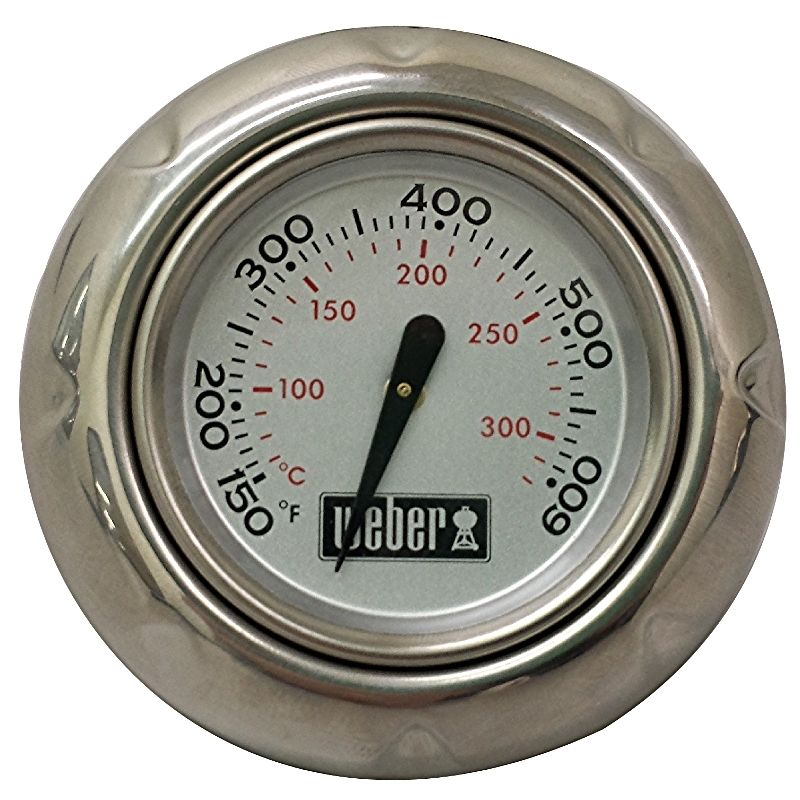 weber spirit thermometer and bezel. Black Bedroom Furniture Sets. Home Design Ideas