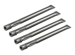 Brinkmann Gas Barbecue Grill Replacement Burner 812-7140-0, 4 Pack