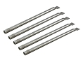 Amana AM33LP Gas Barbecue Grill Replacement Grill Burner, 5 Pack