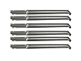 Nexgrill 720-0433 Grill Gas Grill Replacement Tube Pipe Burner, 6 Pack