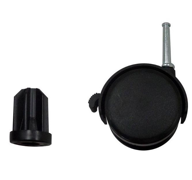 weber caster wheel with insert 68238