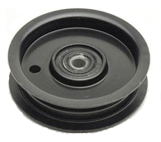 MTD Genuine Factory Parts MTD Riding Lawn Mower Replacement Tractor Flat Idler Pulley 756-0627D, 756-0627 at Sears.com