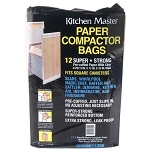 KitchenAid Trash Compactor Paper Bags (12 Bags) 41207001