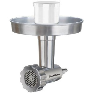 KitchenAid Chefs Choice Meat Grinder Attachment for Kitchen Aid Stand Mixers 7965001 at Sears.com