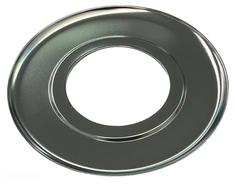 Universal Chrome 7 5 Quot Round Drip Pan For Gas Stove Range