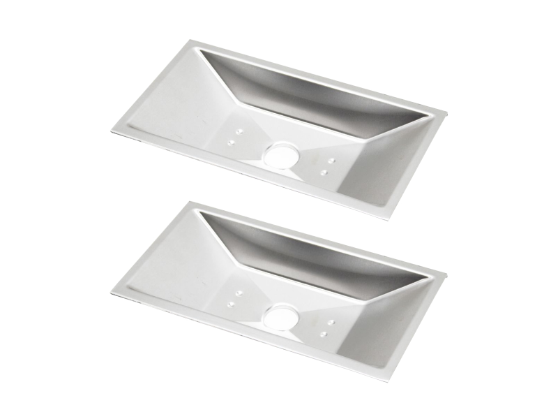 2 Weber Genesis Silver A Bottom Drip Tray 85897