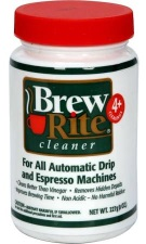 Brew Rite Coffee Maker Cleaner For Drip Coffeemakers