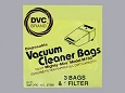 Shop Vac 901-06 Mighty Mini Wet-Dry Vacuum Cleaner Filter Bags
