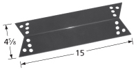 Sears Gas Barbecue Grill Porcelain Steel Heat Diffuser Plate Replaces 04006137A0,??202150009 at Sears.com