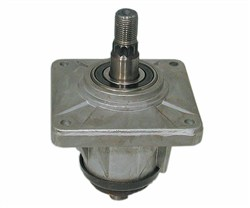 MTD Genuine Factory Parts MTD Riding Lawn Mower Replacement Tractor Double Pulley Spindle Assembly 918-0241B at Sears.com