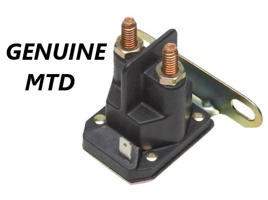 mtd yard machine starter