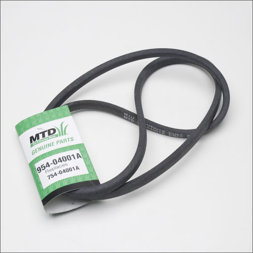 MTD Genuine Factory Parts MTD Lawn Mower Tractor V Belt Replacement 954-04001A at Sears.com