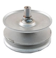 MTD Genuine Factory Parts MTD Riding Lawn Mower Pulley Assembly Replacement Tractor Variable Pulley 956-04015A, 756-04015 at Sears.com