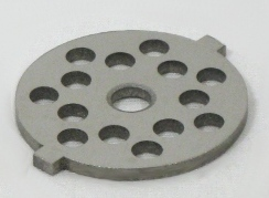 KitchenAid Mixer Food Grinder Attachment Replacement Coarse Grinding Plate 9709030, 4161413, 9705394 at Sears.com
