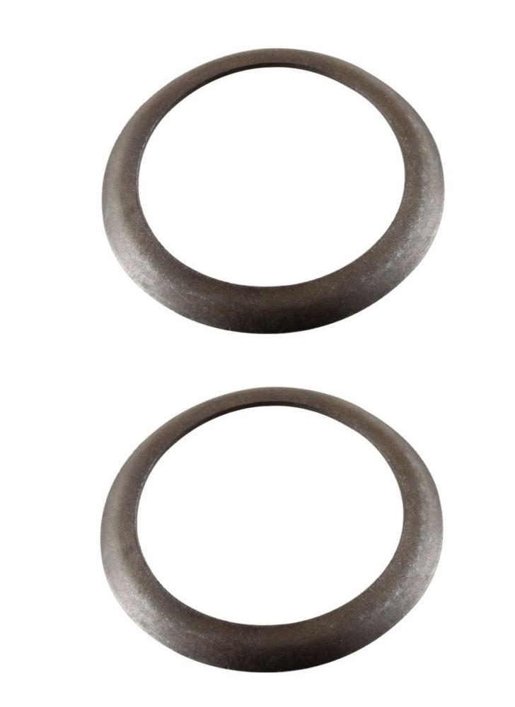 2 Pre Formed Compressor Piston Rings Dac 308