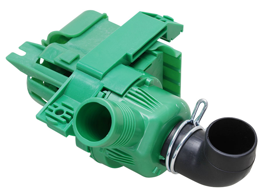 Whirlpool w10536347 washer pump assembly kenmore w10049390 for Whirlpool washer motor price