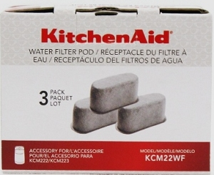 KitchenAid Replacement Water Filter Pods Coffeemaker for KitchenAid KCM222, KCM-222 at Sears.com