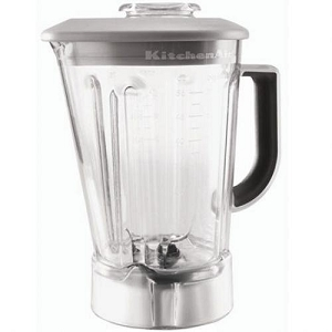 KitchenAid Blender Polycarbonate Silver Jar Assembly KSB56PSF at Sears.com
