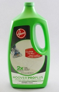 Hoover SteamVac ProPlus 2X Professional Strength Detergent Carpet & Upholstery Cleaner Solution AH30050 at Sears.com