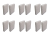 12 Wick Humidifier Filters for Vornado 432